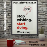 workshop SEO