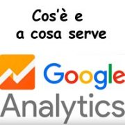 Google Analytics cos'è