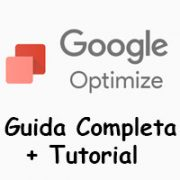 Google Optimize Guida Completa