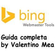 Bing Webmaster Tools Guida