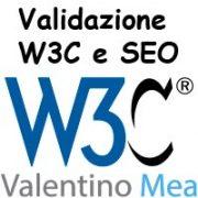 Validazione W3C e SEO