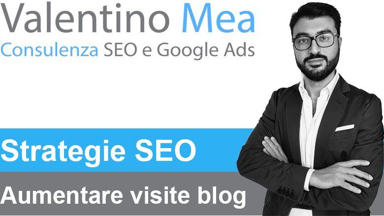 Come aumentare le visite al proprio Blog