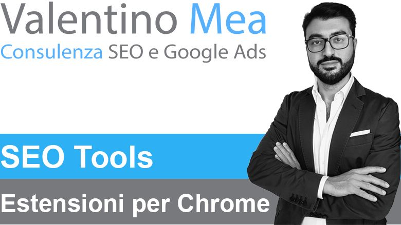 Estensioni SEO per Chrome