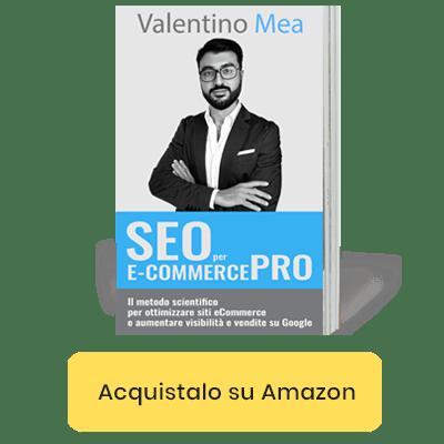 Libro SEO per E-Commerce PRO